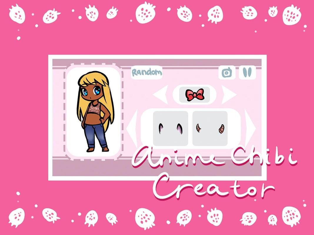 Anime Chibi Creator Apk Screenshot