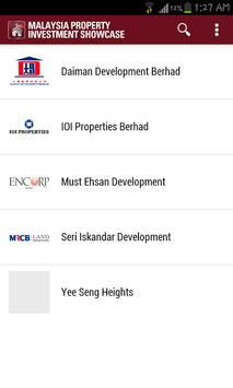 Malaysia Property Showcase screenshot 1