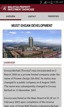 Malaysia Property Showcase screenshot 2