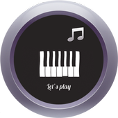 play Piano phone icono
