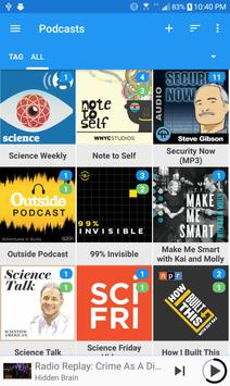 Podcast Republic - Podcast & Audiobook App poster
