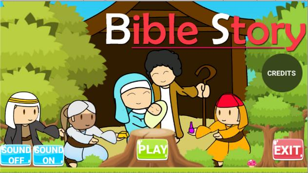 Bible Story poster