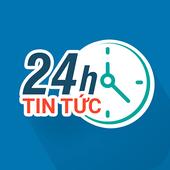 Tin Tuc 24h - Doc Bao Tong Hop icon