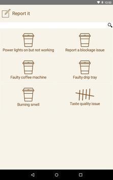 Backup Coffee and Service screenshot 3