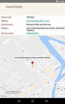Backup Coffee and Service screenshot 7
