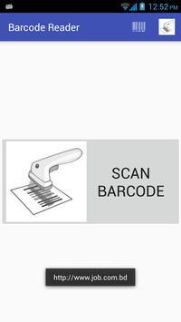 Barcode & QrCode Reader and generator apk screenshot