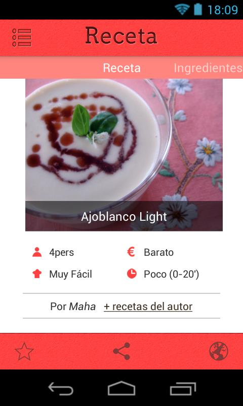 Mis Recetas Para Adelgazar For Android Apk Download