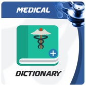 Medical Dictionary Offline fre icon