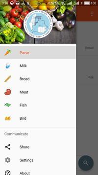 Kosher Food. Worldwide apk screenshot
