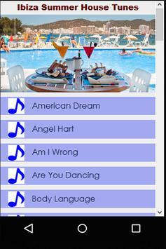 Ibiza Summer House Tunes screenshot 2