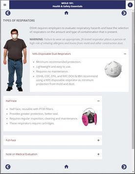 Mold 101: Health & Safety App screenshot 4