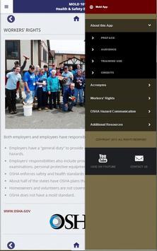 Mold 101: Health & Safety App screenshot 10