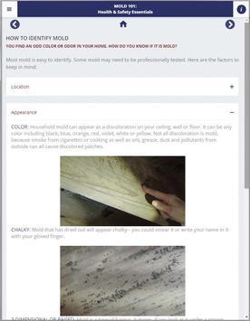 Mold 101: Health & Safety App screenshot 3