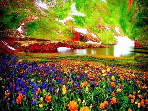 Valley Flower Live Wallpaper screenshot 5
