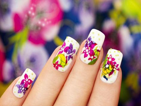 Nail Art Designs Latest poster