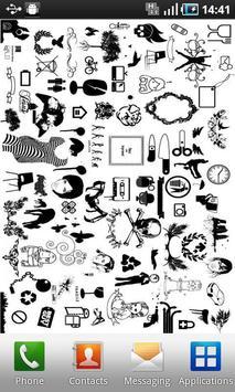 VectorLiveWallpaper poster
