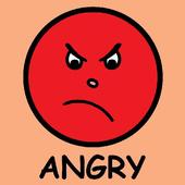 AngryWallpaper icon