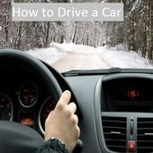 Guide for How to Drive a Car icon