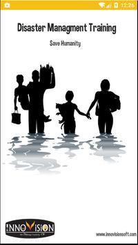 Disaster Management poster