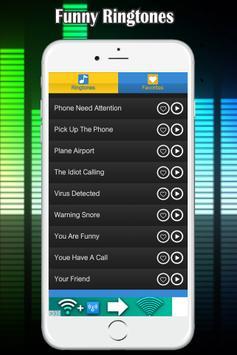 Super Funny Ringtones apk screenshot