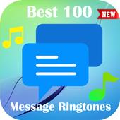 Best 100 Message Ringtones icon
