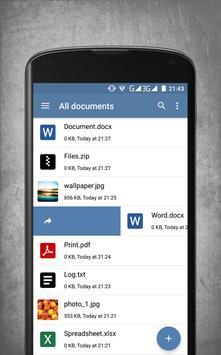 VK Docs apk screenshot