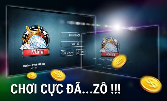 iVang - Săn vàng kiếm thẻ screenshot 1