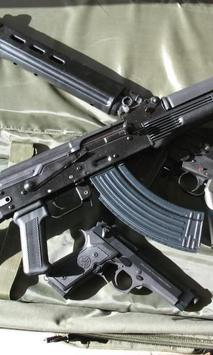 AK 47 Guns Wallpaper Apk Screenshot