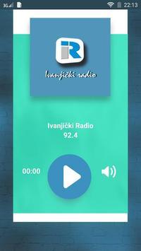 Ivanjički Radio poster