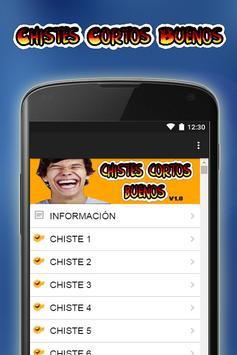Chistes Cortos Buenos poster