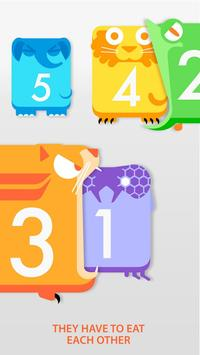 Yumbers - Yummy numbers game screenshot 1