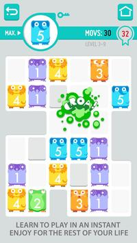 Yumbers - Yummy numbers game screenshot 4
