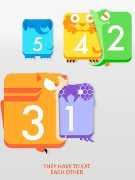Yumbers - Yummy numbers game screenshot 6