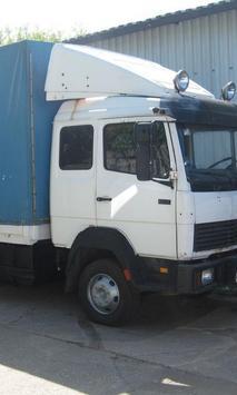 Wallpapers Mercedes 817 Trucks screenshot 2