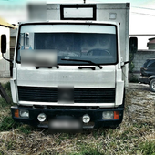 Wallpapers Mercedes 814 Trucks icon
