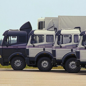 Wallpapers Mercedes SK Trucks icon