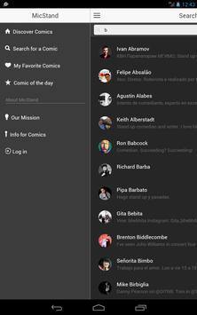 MicStand apk screenshot