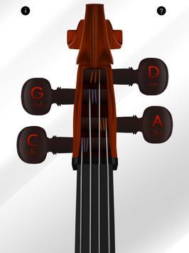 Cello Tune Info Free screenshot 4