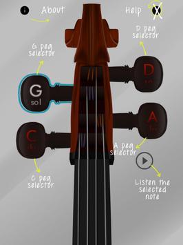 Cello Tune Info Free screenshot 5