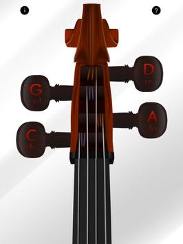 Cello Tune Info Free screenshot 7