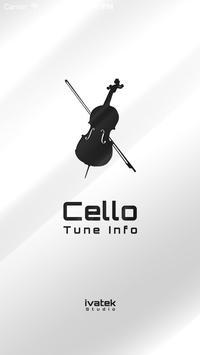 Cello Tune Info Free poster