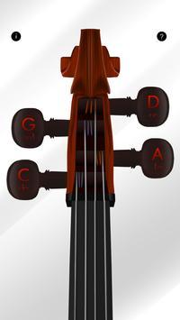 Cello Tune Info Free screenshot 1