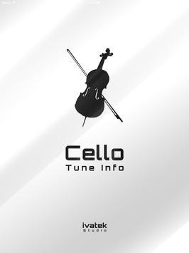 Cello Tune Info Free screenshot 3
