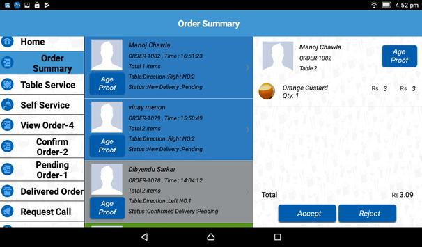 A complete CRM for the Hospitality Industry. (Unreleased) screenshot 4