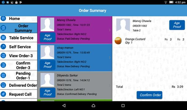 A complete CRM for the Hospitality Industry. (Unreleased) screenshot 5
