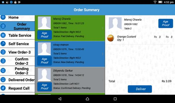 A complete CRM for the Hospitality Industry. (Unreleased) screenshot 6