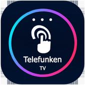 Remote control for telefunken tv icon