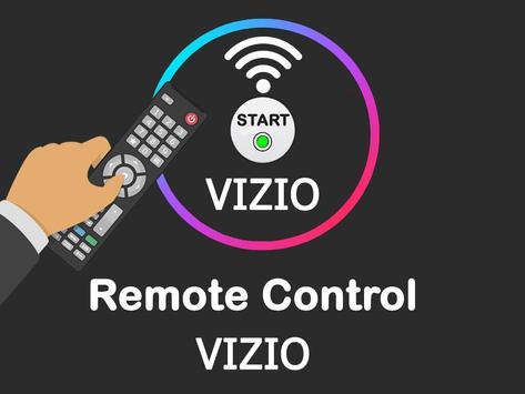 universal remote control for vizi tv poster