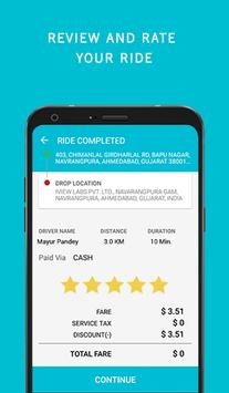 On Demand Taxi (Rider) apk screenshot