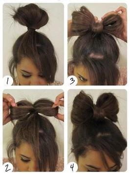 DIY Hair Style Tutorial Ideas screenshot 4